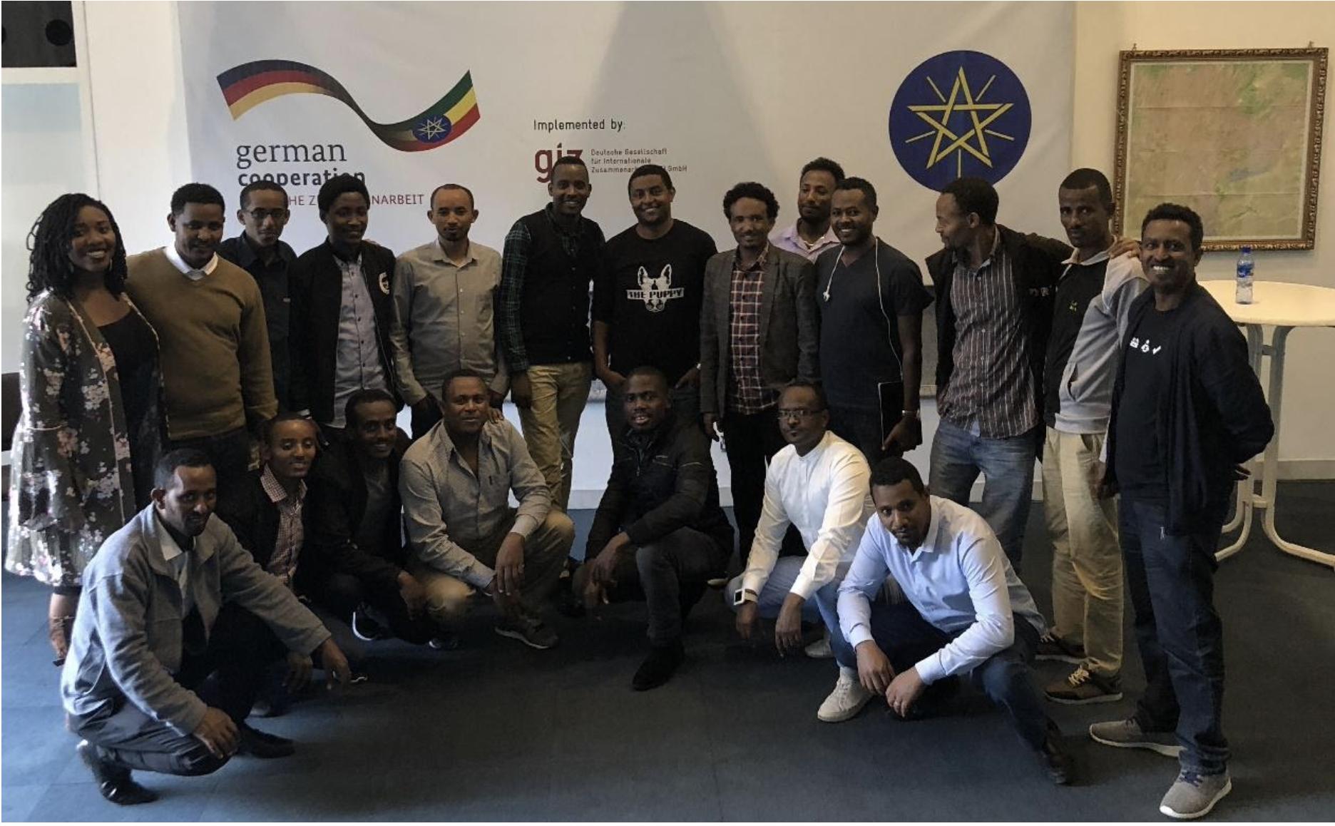 The Carpentry Instructors Training, Ethiopia 2018