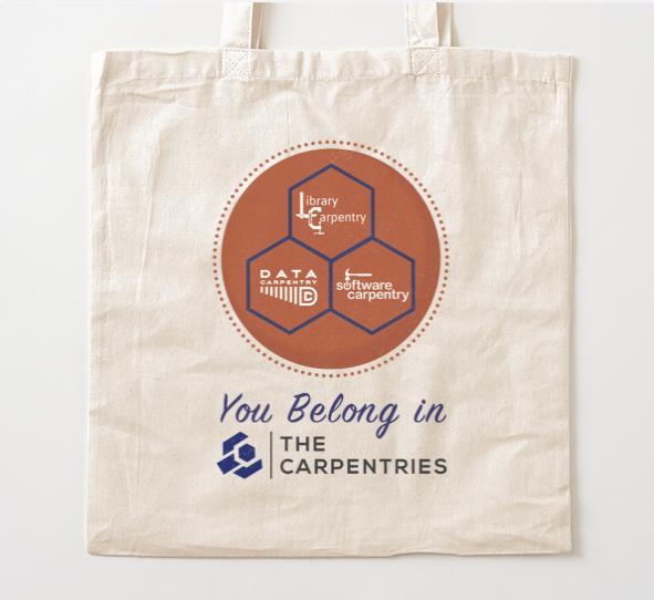 You Belong in The Carpentries Design