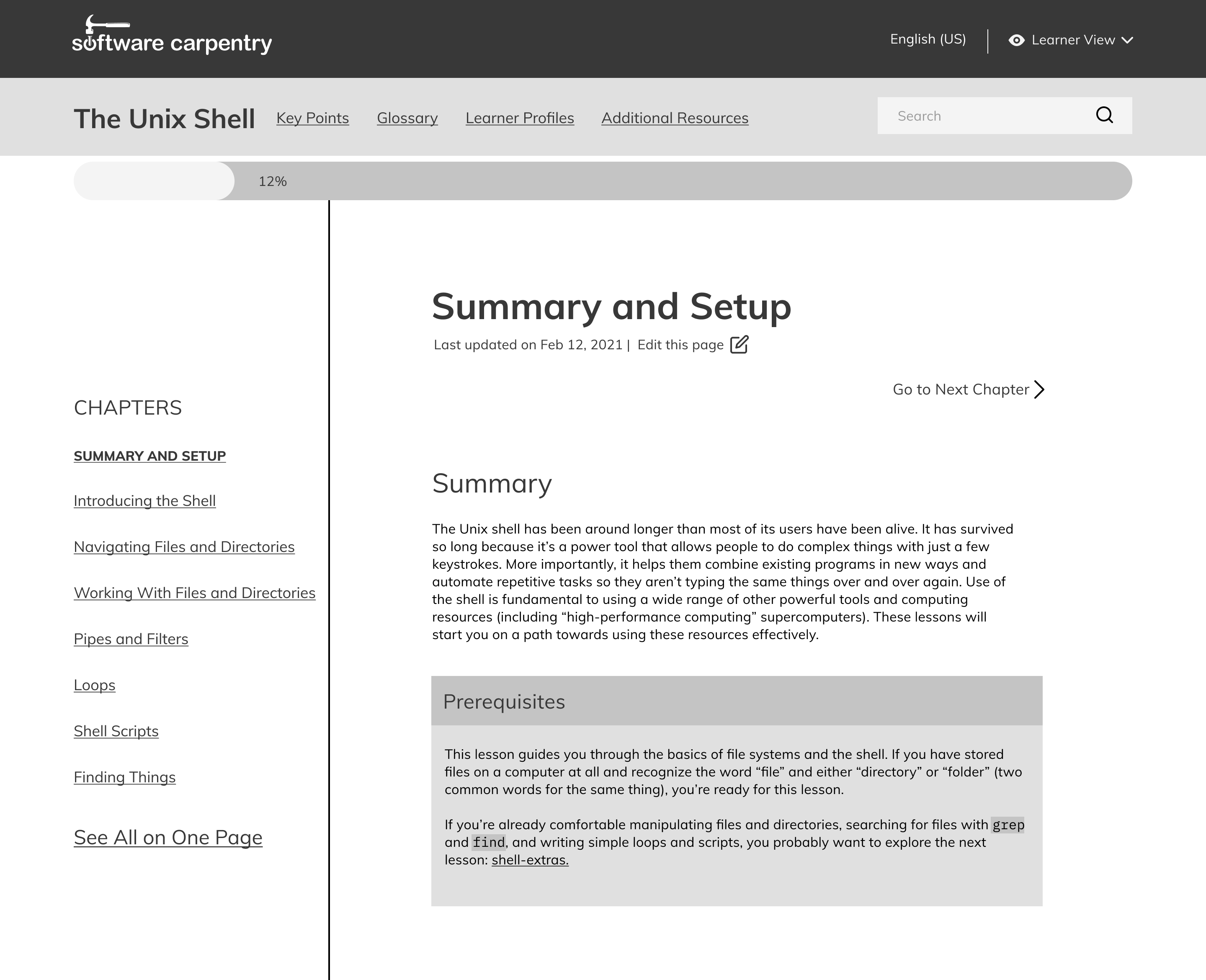 An example of a mid-fidelity, grayscale screen