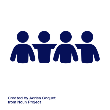 Community icon by Adrien Coquet from the Noun Project