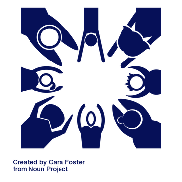 Diversity icon by Cara Foster from the Noun Project